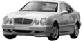 CLK-W208-1997-2003