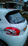 Achterklep spoiler dak spoiler Peugeot 208_3