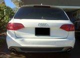 Achterklep spoiler Audi A4 B8 AVANT S4 S-line_3