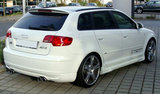 Side skirts Audi A3 8P Sportback ABT_3