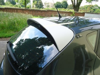 Achterklep spoiler dak spoiler Ibiza '08-'17 5-deurs OEM look