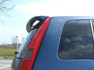 Achterklep spoiler dak spoiler Ford Fusion '02-'12