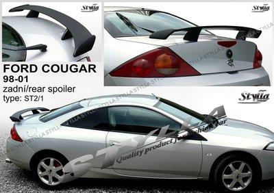 Achterklep spoiler Ford Cougar '98-'02